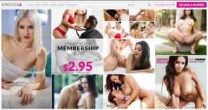 EroticaX - Top Premium Porn Sites