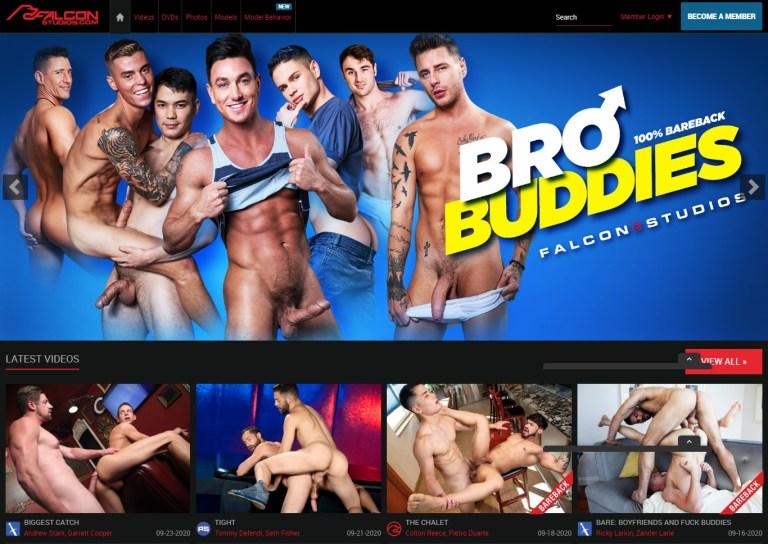 FalconStudios - Top Premium Gay Porn Sites