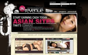 AV Revenue - top Porn Affiliate Network
