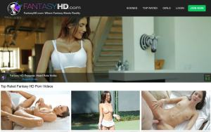FantasyHD - top Porn Sites For Women List