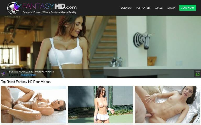 FantasyHD - top Porn Sites For Women List