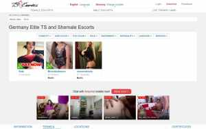 Tsescorts - top Escort Sites List