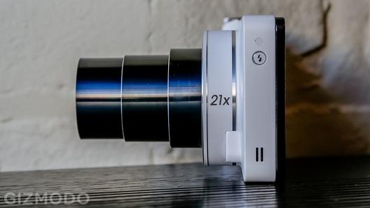 android Galaxy Cam Samsung Galaxy Camera: El nuevo juguete de Samsung