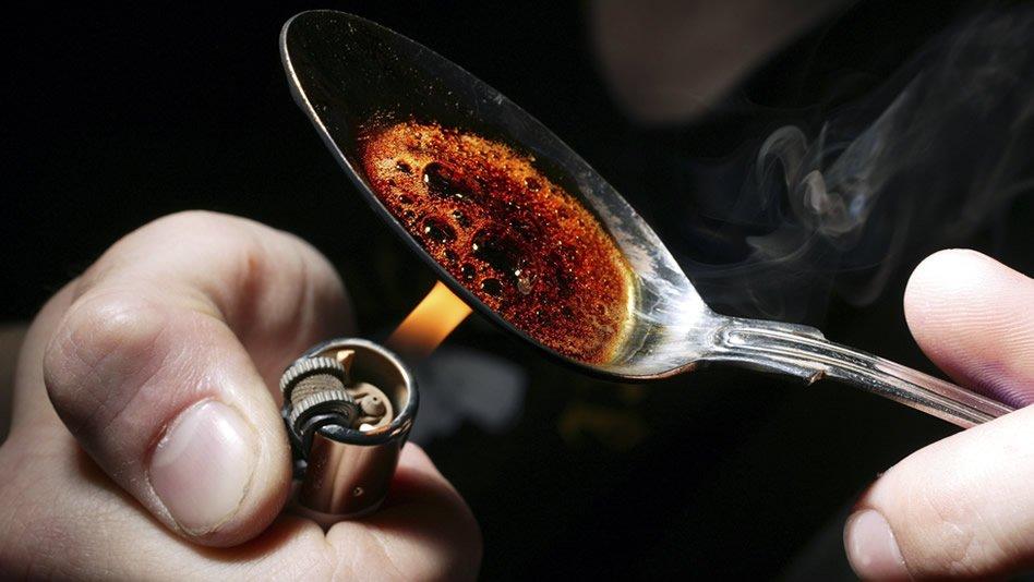 Resultado de imagem para heroina