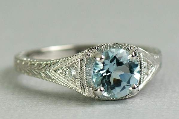 Antique And Vintage Jewelry Engagement Rings Topazery