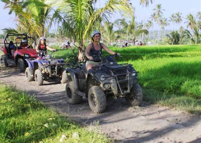ATV Ridding Tour by Top Bali Trip on reasonable price
