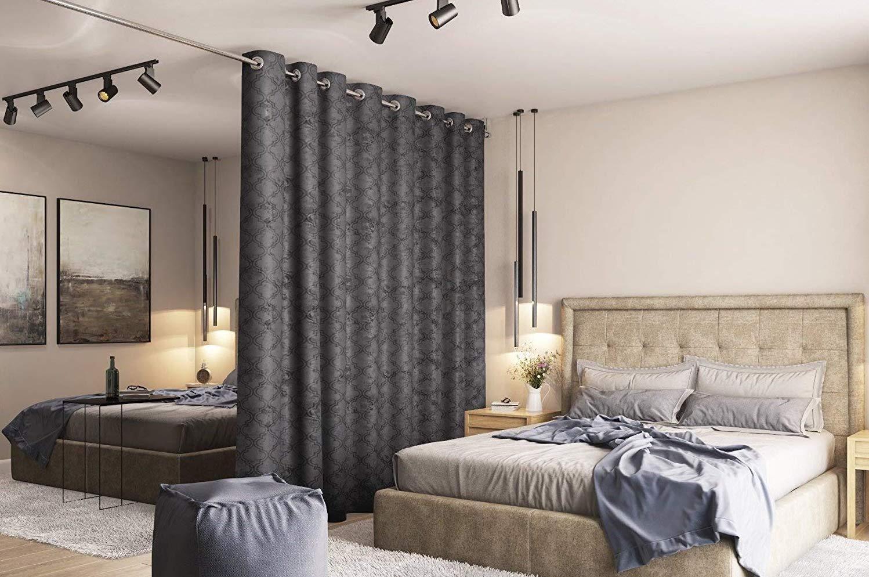 فدان تنوع بطلة room partition curtains