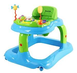 7. Dream on me shuffle musical baby walker
