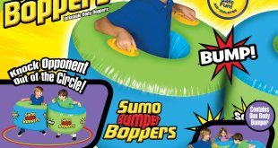 #3. Big Time Toys Sumo Bumper
