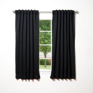 #1. Best home fashion blackout curtain