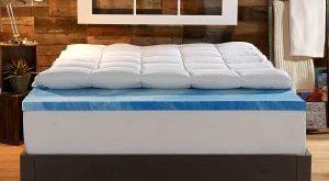 #7. Sleep Innovations Mattress Topper