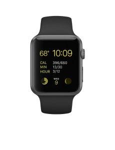#1. Apple smart watch 42mm