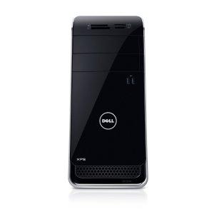2. Dell XPS X8700-3130BLK Desktop