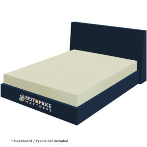 #3. Best price mattress memory foam – twin