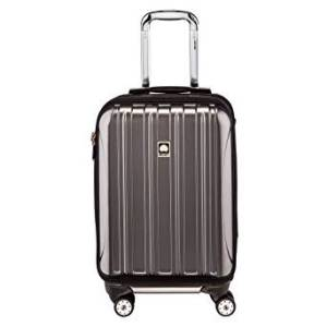 #4. Delsey helium aero international carry-on suitcase
