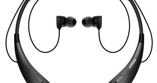 # 3.Mpow Jaws V4.1 Bluetooth Headphones Wireless Earbuds