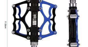 10. FitTek Mountain Bikes Pedals