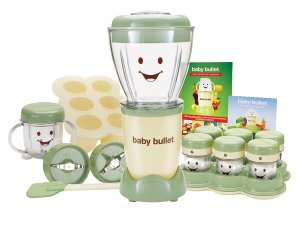 5. Magic Bullet Baby Bullet Baby Care System