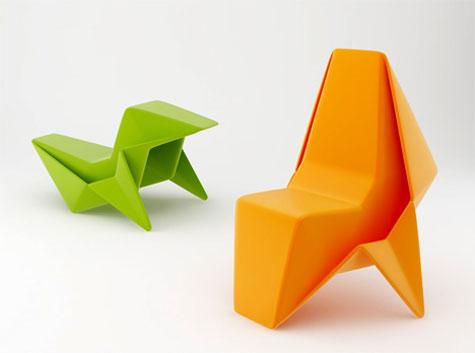 Paper Chair by Simon Joyau » image 2