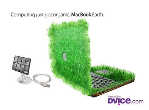 The Macbook Earth