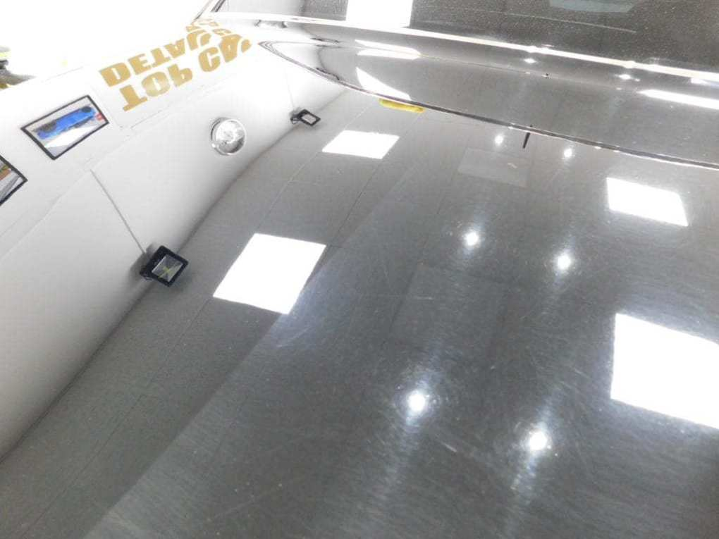 Paint Correction before