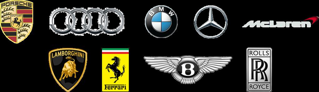 luxury car detailing brands