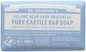 Dr. Bronners Bar Baby Soap
