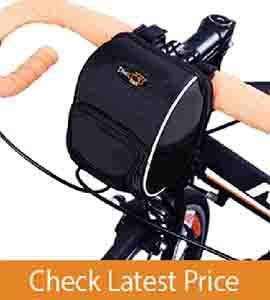 Disconano Cycling Bicycle Handlebar Bag