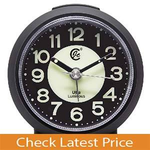 JCC Charming Luminous Desk Clock