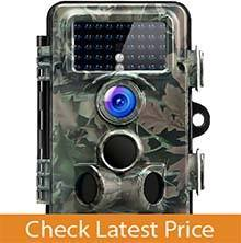 APEMAN Trail Camera 12MP 1080P HD Game & Hunting Camera