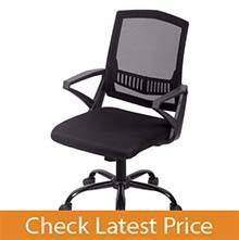 Best Office Mid Back Mesh Ergonomic PC Gaming Chair
