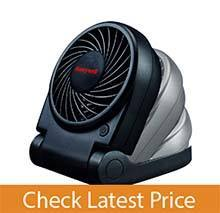 Honeywell HTF090B Best Cooling Fan