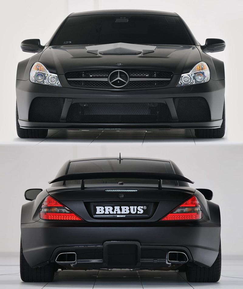 Series Black Benz Mercedes Amg Sl65
