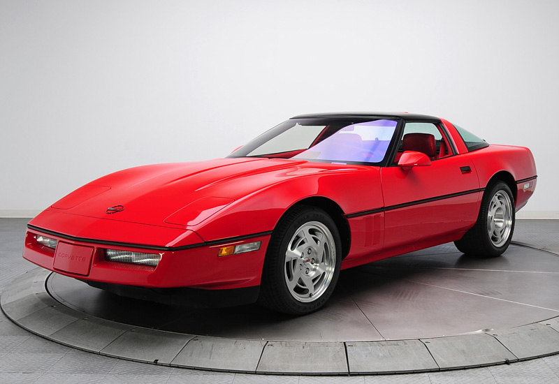 1990 Chevrolet Corvette Zr1 Coupe C4 Specs Photo