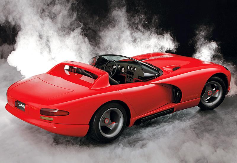 1989 Dodge Viper Concept Vm 02 Specs Photo Price Rating