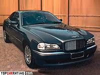 Bentley Rapier 6.8 litre V8 RWD 1996