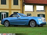 Rolls-Royce Hyperion Pininfarina 6.75 litre V12 RWD 2008