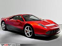 Ferrari SP12 EC 4.5 litre V8 RWD 2012