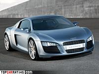 Audi Le Mans Concept 5 litre V10 AWD 2003