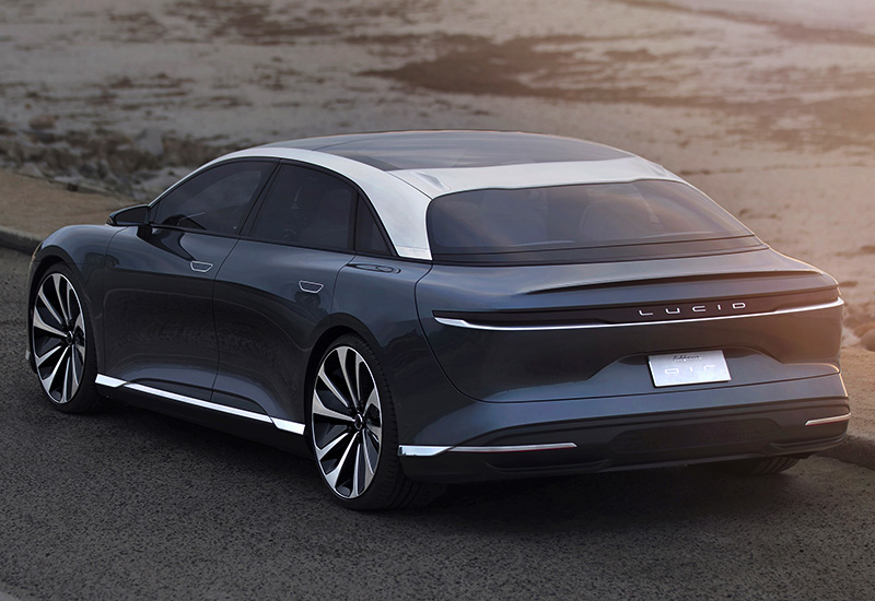 2018 Lucid Air Launch Edition Specifications Photo