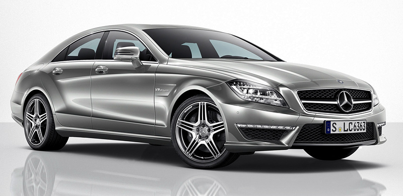 2011 Mercedes Benz CLS 63 AMG Performance Package