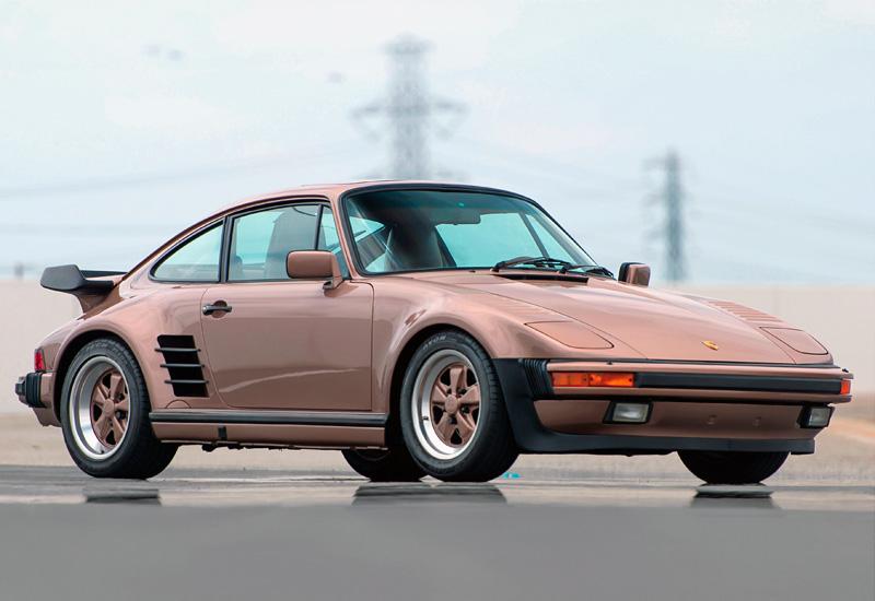 1986 Porsche 911 Turbo Flachbau 930 Specs Photo