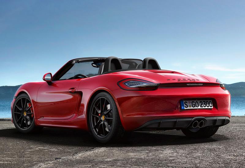 2014 Porsche Boxster Gts 981 Specs Photo Price Rating