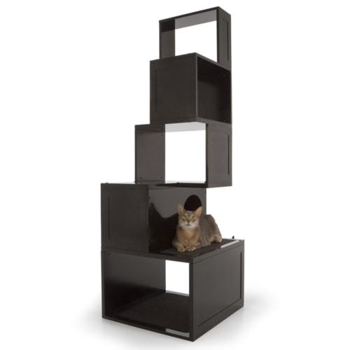 Best Cat Trees Above $200 - Sebastian Modern Cat Tree