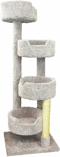 Best Cat Tree For Large Cats - New Cat Condos Large Cat Tower