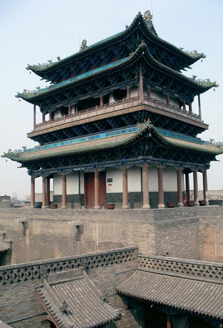 Immerse In Shanxi Pingyao Ancient City Shanxi Pingyao Travelogue