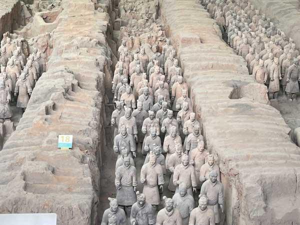 Qin Terracotta Army