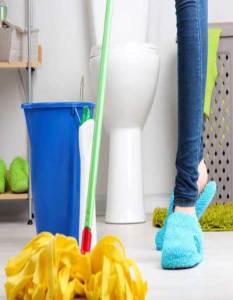 تنظيف-الحمام