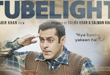A small peep into Sallu Bhai's new film Tubelight and his choice of roles