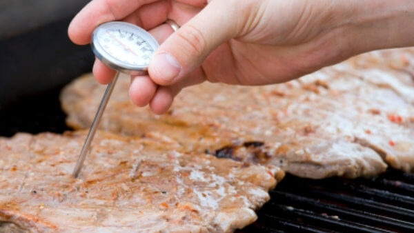 Food Safety Temperatures Recommendations